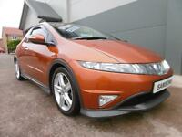 Honda Civic 2.2i-CTDi Type S GT