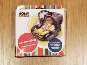 Baby carriage and Stroller weather shield