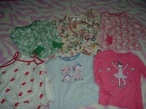 5T Girls --- Sleep Wear (9 pieces for $12)