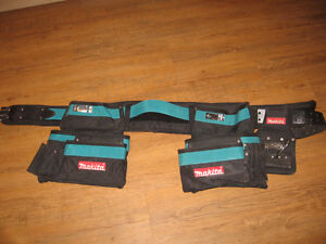 Makita Tool Belt - Like New Condition