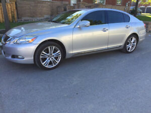 2009 Lexus GS350 awd fully loaded, private sale