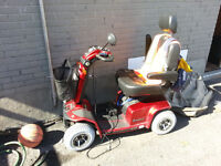 Heavy Duty Mobility Scooter