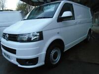 Volkswagen Transporter 2.0TDi SWB T28 BMT A/C SAT NAV CRUISE CONTROL