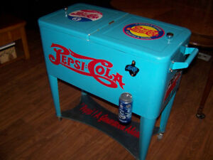 Large Pepsi Cola Party Ice Cooler