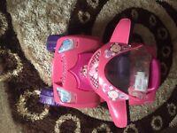 Girls Minnie Mouse Quad bike