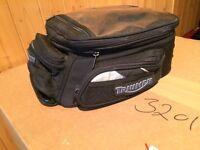 Triumph tank bag