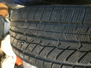 Winter tires 225/50/17