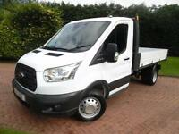 2015 Ford Transit T350 2.2TDCI LWB SINGLE CAB TIPPER
