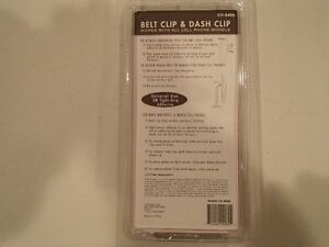 Universal Cell Phone Dash Mount & Belt Clip by EarHugger CH-8400 Sarnia Sarnia Area image 2