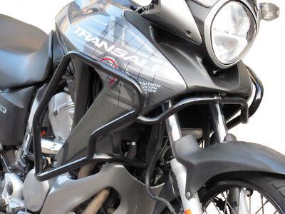 Crash Bars Pare carters Heed HONDA XL XLV 700 TRANSALP (08-15) protection moteur