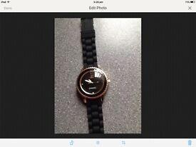 No five black watch