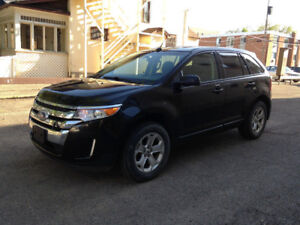 * Immaculate condition ** Low KMs - 2013 Ford Edge SEL **