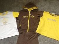 Brownies clothes age 7-8