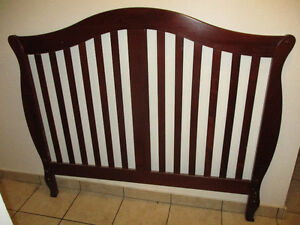 Solid Wood Double/Full Size Headboard