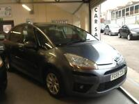 Citroen C4 Picasso 1.6HDi ( 110bhp ) EGS VTR+