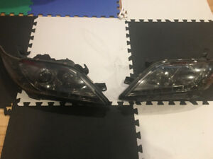 Headlights from 2009 Camry