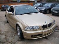 BMW 320 Ci SE 2.2 AUTOMATIC COUPE