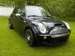 Mini Cooper S supercharged 2006