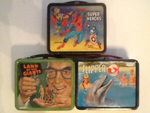 Flipper 66 Land of the Giants 68 Marvel Superheroes 76 Lunchbox