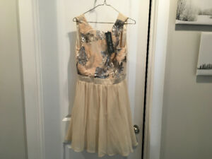 Never worn... still has tags. Dress bought from ASOS.  Size 8
