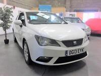 2013 13 Seat Ibiza 1.6TDI CR SportCoupe ,White,SE