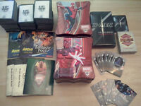 Various Marvel & DC Collectible/ Trading Card Games