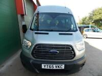 Ford Transit 125ps,17 seat trend minibus,Full A/con