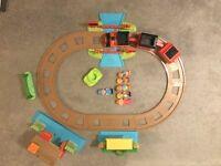 Happy Land Train set.