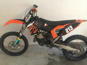 2009 KTM 125sx SALE THIS WEEK ONLY