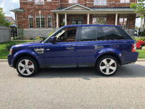 2011 Land Rover Range Rover Sport Supercharge