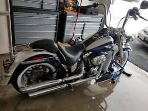2007 Harley Davidson Softail Deluxe Showroom Condition