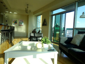 2 Bed 2 Bath fully furnished condo, 8 St. and 15 Ave. SW
