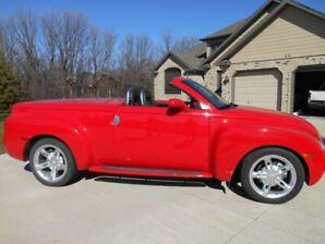 2004 Chevrolet SSR Convertible For Sale