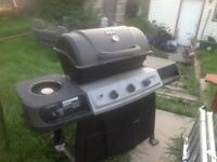 master chef barbecue in great condition with side burner $140.00