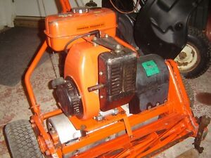 JACOBSEN GREENS 22 GOLF MOWER
