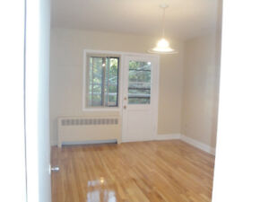 4 1/2 apartment for rent on Monkland