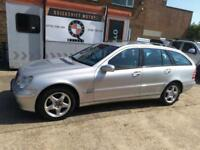 2001 Mercedes-Benz C240 2.6 ( F/lift ) auto Avantgarde