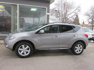 2009 Nissan Murano SL AWD Moonroof Low Km's