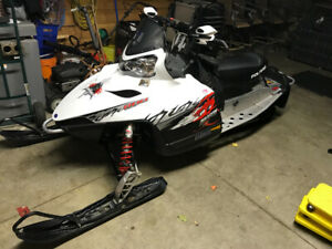 2009 Polaris Dragon IQ 800 $4500