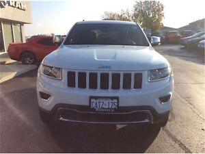 2015 Jeep Grand Cherokee Limited Windsor Region Ontario image 7