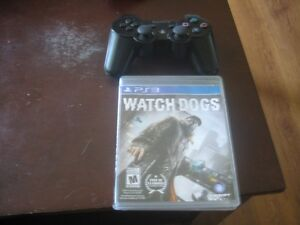 ps3 wireless controller and game