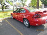 2004 Pontiac Grand Am Autre