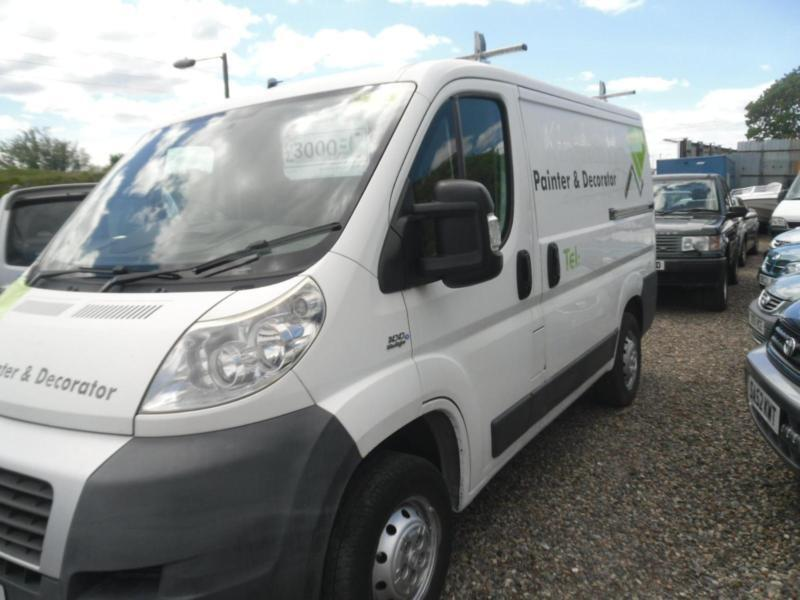 2007 fiat ducato 30 100 m-jet swb | in carrick knowe, edinburgh