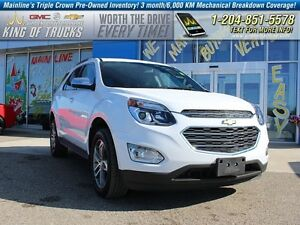 2016 Chevrolet Equinox LTZ I Nav I Sunroof I Heated Seats  - Sun