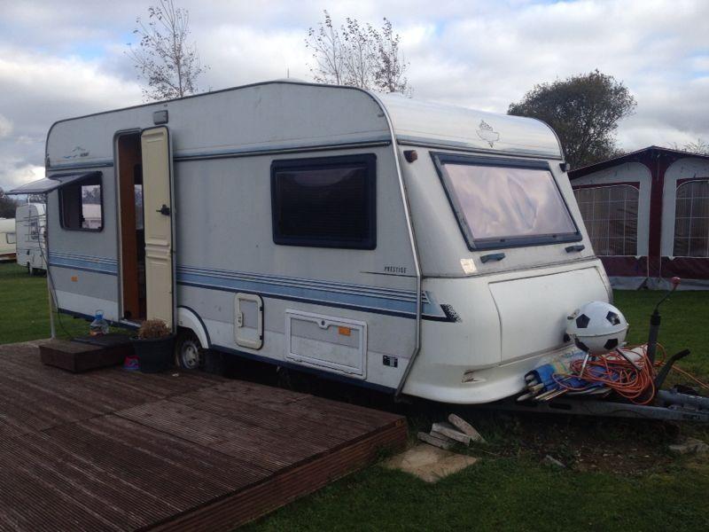 Hobby Caravan Fixed Bed Mattress