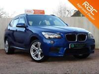 2013 13 BMW X1 2.0 XDRIVE18D M SPORT 5D 141 BHP DIESEL