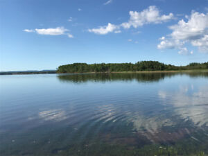 WATERFRONT Malagash NS 2acre lot&5th Wheel