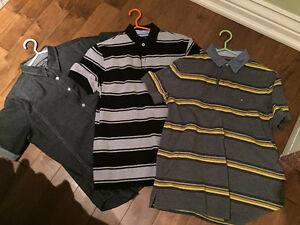 Polo tommy et chemise