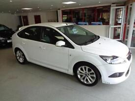 Ford Focus 1.6TDCi 110 ( DPF ) 2010.25MY Zetec S