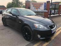 Lexus IS 220d 2.2TD 2007 SE top spec, May 2019 MOT